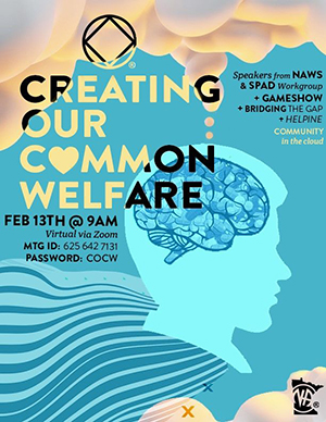 Creating Our Common Welfare - 13 February 2021
